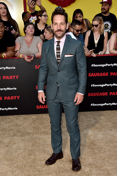 """One Man Only「Premiere Of Sony's """"Sausage Party"""" - Arrivals」:写真・画像(13)[壁紙.com]"""