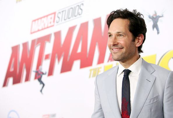 "Paul Rudd「Los Angeles Global Premiere For Marvel Studios' ""Ant-Man And The Wasp""」:写真・画像(17)[壁紙.com]"