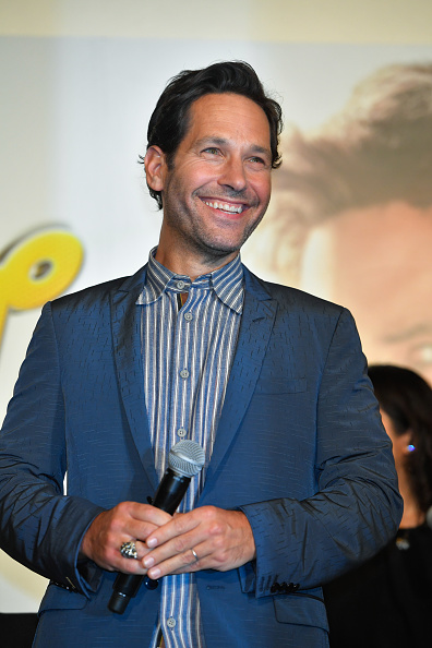 Paul Rudd「'Ant-Man And The Wasp' Premiere In Tokyo」:写真・画像(9)[壁紙.com]