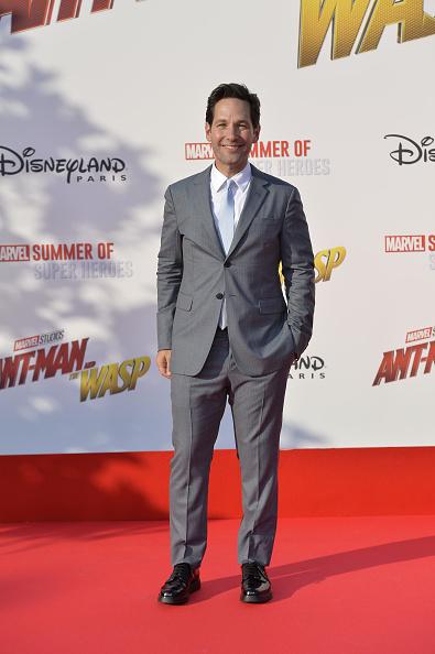 白いシャツ「European Premiere of Marvel Studios 'Ant-Man And The Wasp'」:写真・画像(19)[壁紙.com]