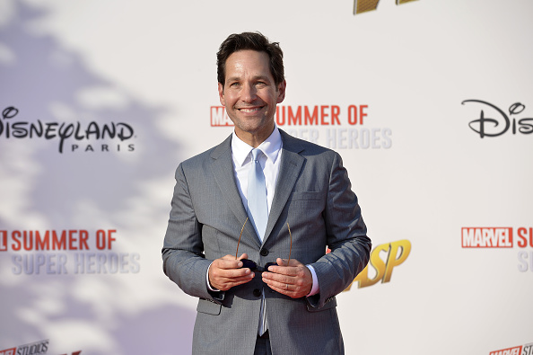 "Paul Rudd「European Premiere of Marvel Studios ""Ant-Man And The Wasp""」:写真・画像(14)[壁紙.com]"