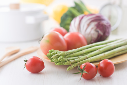 Red Cabbage「Vegetable」:スマホ壁紙(2)
