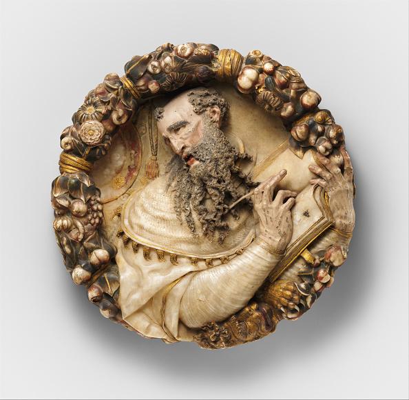 Alabaster「Saint Jerome (One Of A Pair)」:写真・画像(6)[壁紙.com]