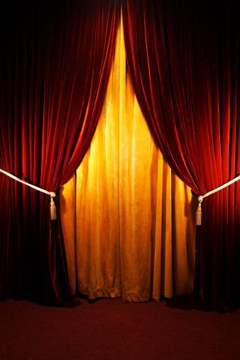 Velvet「Stage and curtains」:スマホ壁紙(3)