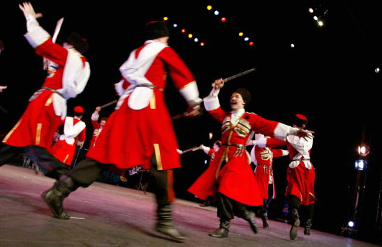 Cossack「Russian Cossack State Song And Dance Ensemble in London」:写真・画像(18)[壁紙.com]