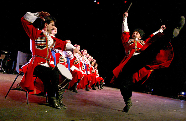 Cossack「Russian Cossack State Song And Dance Ensemble in London」:写真・画像(3)[壁紙.com]