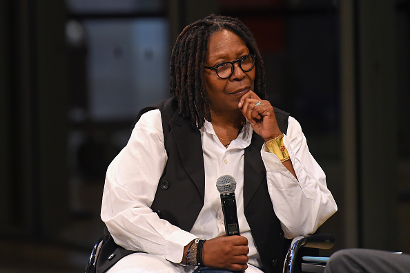 Whoopi Goldberg「Academy Museum Conversation at The Times Center, Featuring Whoopi Goldberg, Kerry Brougher and Renzo Piano」:写真・画像(6)[壁紙.com]