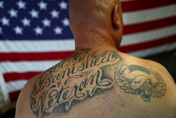 Baja California Norte「Deported Veterans Support House Assists Veterans Living In Mexico」:写真・画像(5)[壁紙.com]