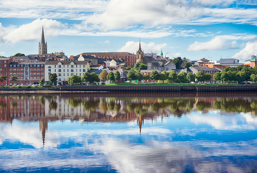 Northern Ireland「Londonderry, Derry Northern Ireland UK」:スマホ壁紙(17)