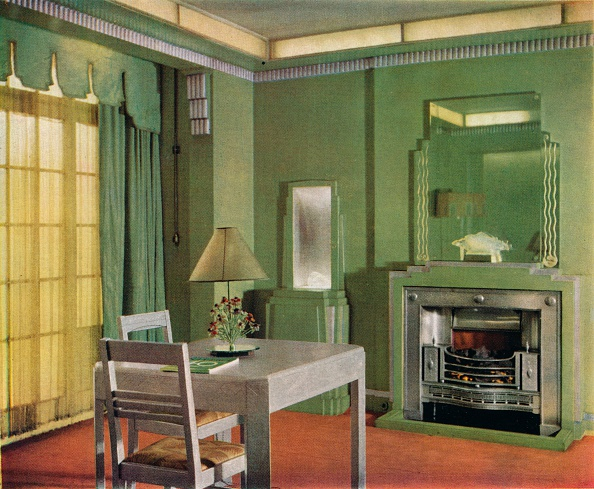 Model Home「General Electric Co'S Showroom, 1933.」:写真・画像(0)[壁紙.com]
