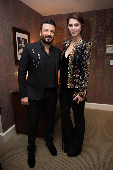 Sequin Jacket「Zuhair Murad Cocktail Party」:写真・画像(19)[壁紙.com]