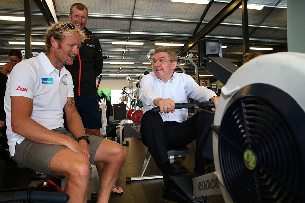 Rowing「IOC President Thomas Bach Visits New Zealand」:写真・画像(19)[壁紙.com]
