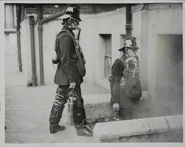 Storage Compartment「London Fire Brigade's New Departure」:写真・画像(12)[壁紙.com]