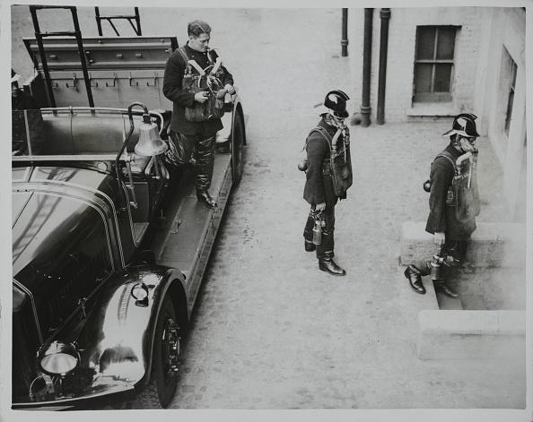 Storage Compartment「London Fire Brigade's New Departure」:写真・画像(9)[壁紙.com]