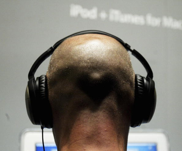 音楽「Apple Launch iTunes Music Store In London」:写真・画像(2)[壁紙.com]