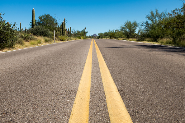Arizona「Desert Road」:写真・画像(18)[壁紙.com]