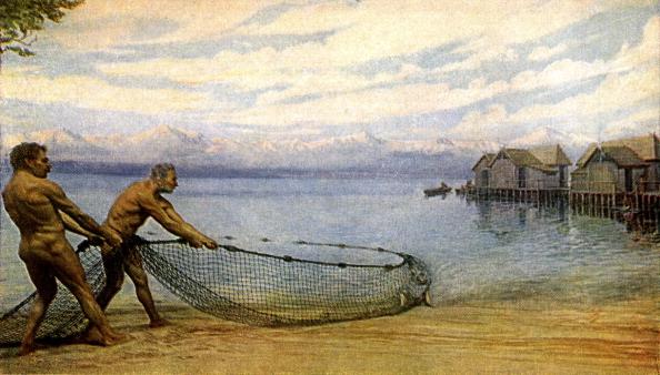 People「Prehistoric man - lake dwellers」:写真・画像(6)[壁紙.com]