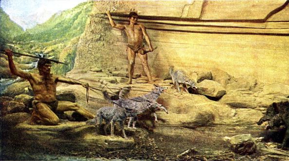Men「Prehistoric man - Azilian culture」:写真・画像(6)[壁紙.com]