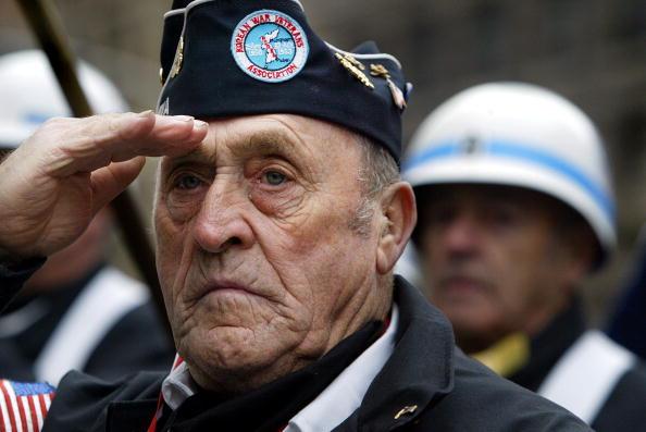 Veteran「Veterans Day Wreath Ceremony in NYC」:写真・画像(14)[壁紙.com]