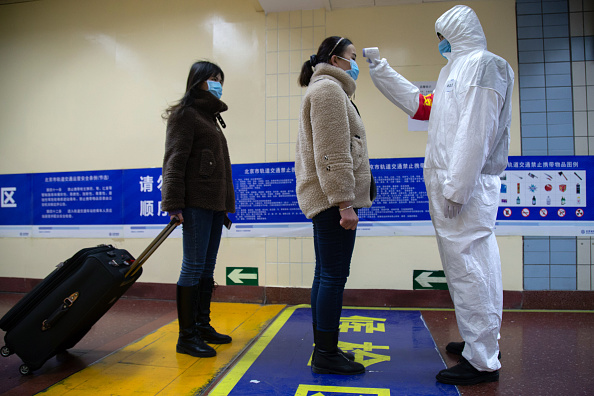 Chinese Culture「30 Provinces Launch The First Level Response To Major Public Health Emergencies In China」:写真・画像(5)[壁紙.com]