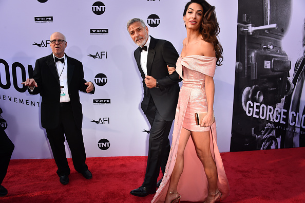 American Film Institute「American Film Institute's 46th Life Achievement Award Gala Tribute to George Clooney - Arrivals」:写真・画像(2)[壁紙.com]