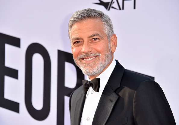 Portrait「American Film Institute's 46th Life Achievement Award Gala Tribute to George Clooney - Arrivals」:写真・画像(19)[壁紙.com]