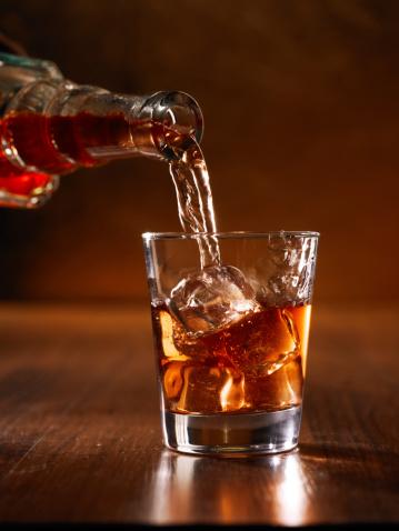 Whiskey「ウィスキーにロック」:スマホ壁紙(9)