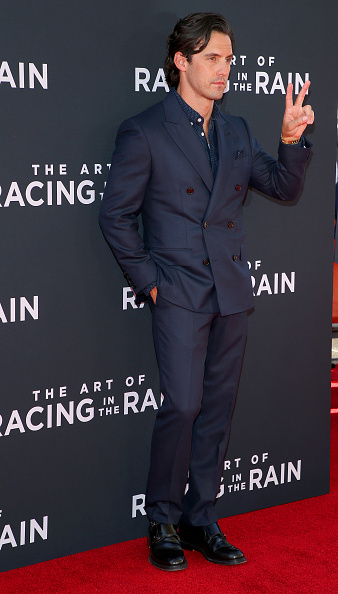 """Shirt「Premiere Of 20th Century Fox's """"The Art Of Racing In The Rain"""" - Arrivals」:写真・画像(1)[壁紙.com]"""