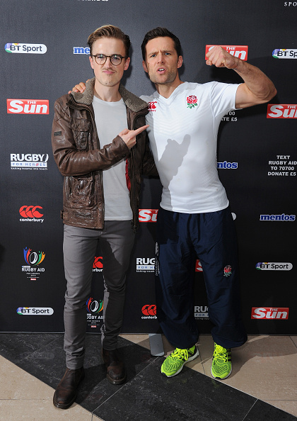 Eamonn M「Rugby Aid 2015 - After Party Arrivals」:写真・画像(13)[壁紙.com]