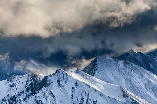 Arctic National Wildlife Refuge「Aerial of the Brooks Range mountains」:スマホ壁紙(5)