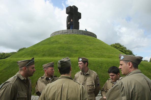 Historical Reenactment「Preparation Ahead Of The 70th Anniversary Of D-Day」:写真・画像(18)[壁紙.com]