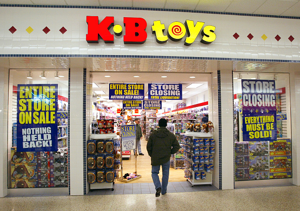 Toy「KB Toys to Close 375 Stores」:写真・画像(0)[壁紙.com]
