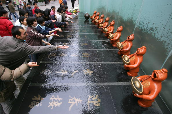 Luck「Chinese Pray For Good Luck At Foshan」:写真・画像(14)[壁紙.com]