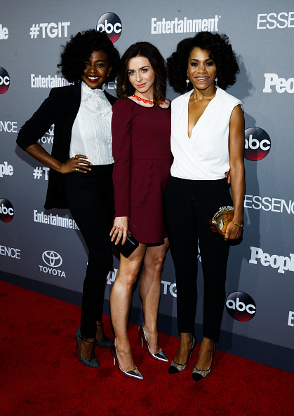 Kelly public「Celebration Of ABC's TGIT Line-up Presented By Toyota And Co-hosted By ABC And Time Inc.'s Entertainment Weekly, Essence And People - Red Carpet」:写真・画像(13)[壁紙.com]