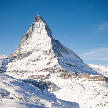 Ski Resort「Peak of the Matterhorn」:スマホ壁紙(2)