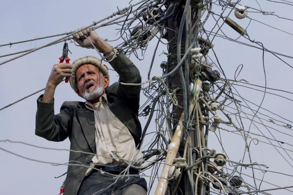 Kabul「Erractic Electricity Supplies Hinder Life In Kabul」:写真・画像(5)[壁紙.com]