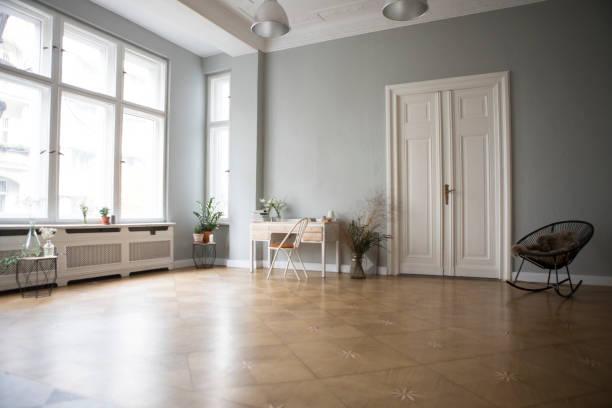 Spacious living room:スマホ壁紙(壁紙.com)