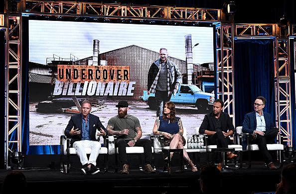Television Critics Association「Discovery Networks Present At Summer TCA Tour 2019」:写真・画像(2)[壁紙.com]