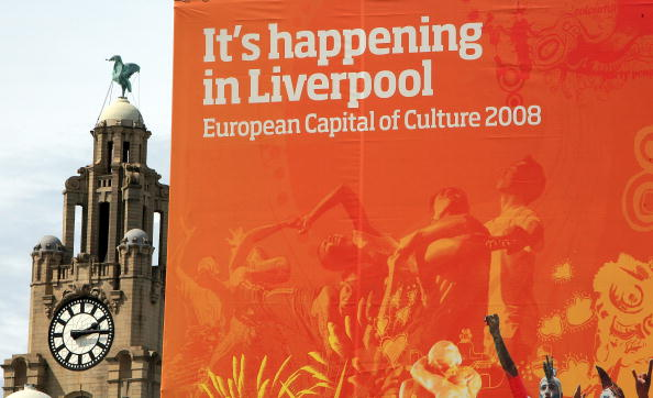 Liverpool - England「Think Tank Declares Northern Cities Beyond Revival」:写真・画像(19)[壁紙.com]