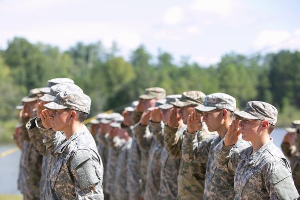Females「First Two Females In Army's Ranger Program Graduate From Intensive Ranger School」:写真・画像(7)[壁紙.com]