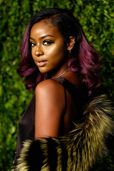Black Hair「13th Annual CFDA/Vogue Fashion Fund Awards - Arrivals」:写真・画像(14)[壁紙.com]