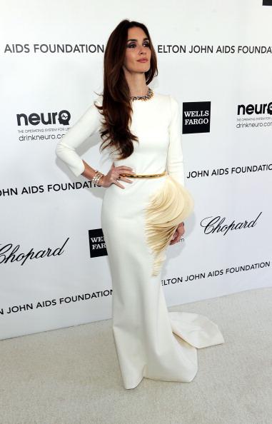 Fan Shape「20th Annual Elton John AIDS Foundation Academy Awards Viewing Party - Red Carpet」:写真・画像(15)[壁紙.com]
