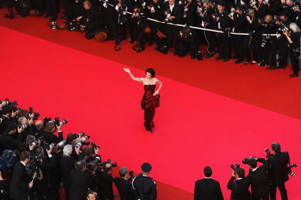 Scalloped - Pattern「Cannes: Indiana Jones And The Kingdom Of The Crystal Skull - Premiere」:写真・画像(3)[壁紙.com]