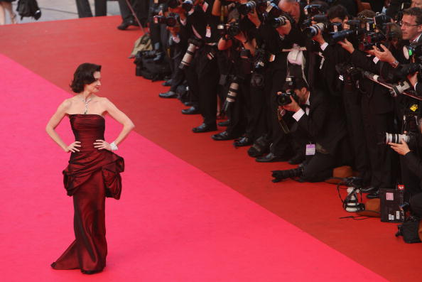 Scalloped - Pattern「Cannes: Indiana Jones And The Kingdom Of The Crystal Skull - Premiere」:写真・画像(10)[壁紙.com]