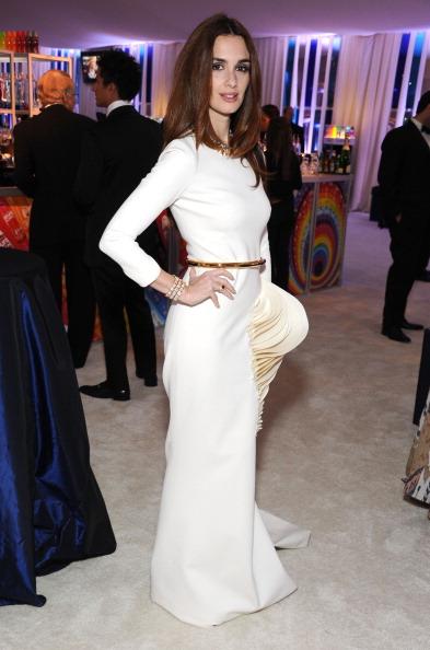 Fan Shape「CIROC Vodka At 20th Annual Elton John AIDS Foundation Academy Awards Viewing Party」:写真・画像(2)[壁紙.com]