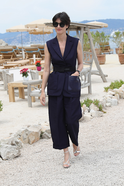 Blue Blazer「Kering Women In Motion Lunch With Madame Figaro」:写真・画像(0)[壁紙.com]