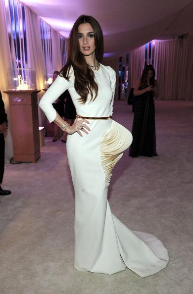 Fan Shape「20th Annual Elton John AIDS Foundation Academy Awards Viewing Party - Inside」:写真・画像(16)[壁紙.com]