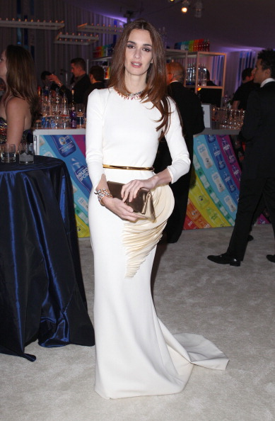 Fan Shape「Neuro Drinks At 20th Annual Elton John AIDS Foundation Academy Awards Viewing Party」:写真・画像(14)[壁紙.com]