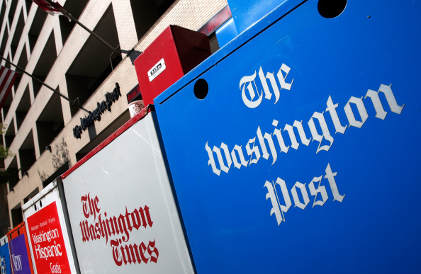 The Washington Post「Washington Post Owner Jeff Bezos Names Politico Founding CEO Frederick J. Ryan Jr. As Paper's New Publisher」:写真・画像(18)[壁紙.com]