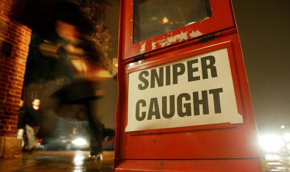 Washington DC「Sniper Arrests」:写真・画像(2)[壁紙.com]